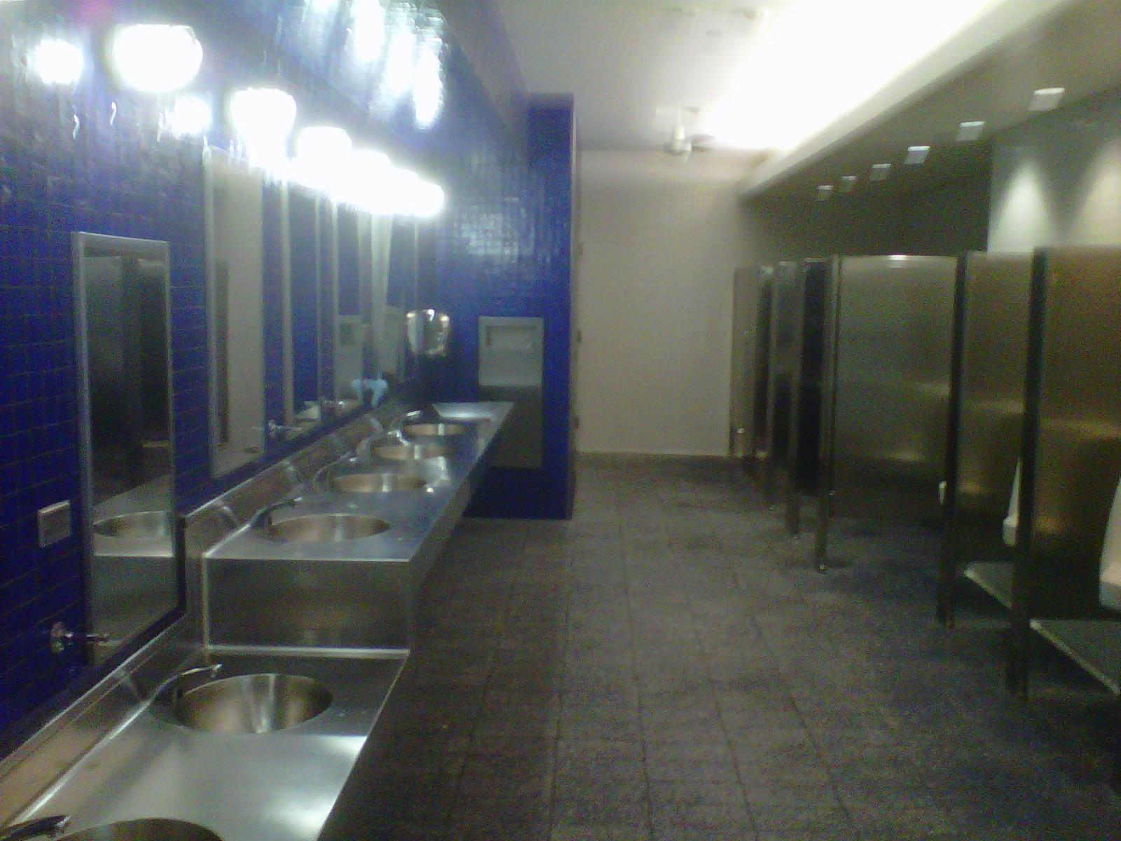 Public bathroom near me Rivers Views and Shiny Public Bathrooms The West Villager. Bathrooms Near. Home Design Ideas